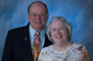 Larry and Linda Giles